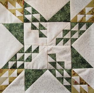 Twinkle Star quilt block pattern tutorial