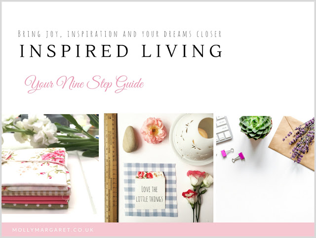 Inspired Living In Nine Steps Free Guide