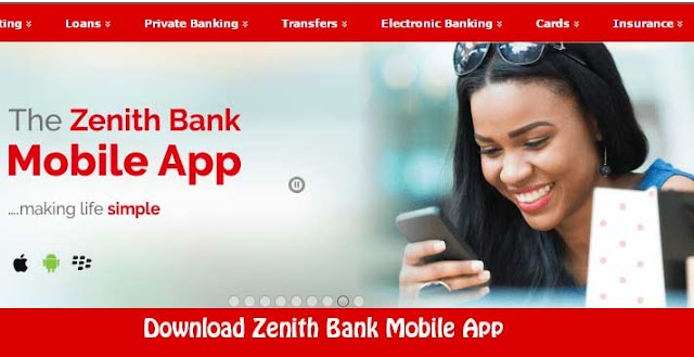 Zenith Bank App - Get 500mb transferring money with Zenith App