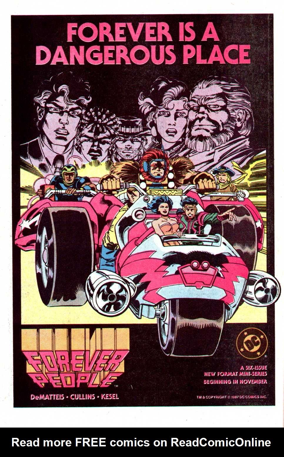 Read online Secret Origins (1986) comic -  Issue #22 - 44