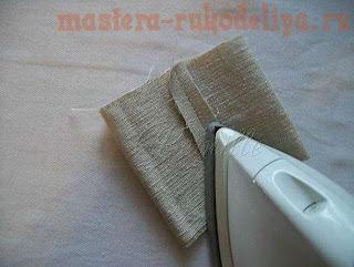 Игольница: Мастер-класс для тех, кто не умеет шить. (Иглотерапия)