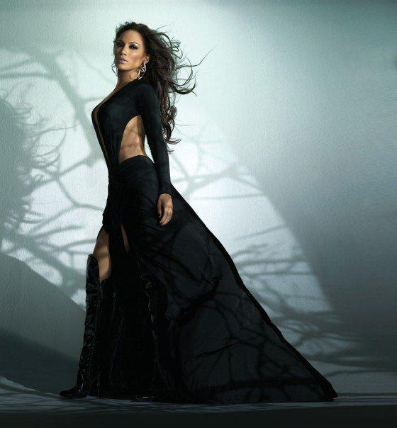 Jennifer Lopez in black, Jennifer Lopez hot photos