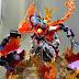 """Custom Build: HGBF 1/144 Build Burning Gundam """"Cast off"""""""
