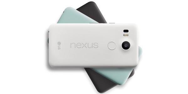 Google Nexus 5X officially announced