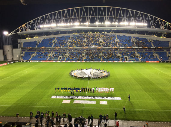 Fotbal Slavia Pinterest: Sportcampina: Istvan Kovacs A Arbitrat Maccabi Tel Aviv