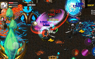 Download Game Demon Heart Pylon Wars V1.1.0 MOD Apk ( Unlimited Money Unlocked )