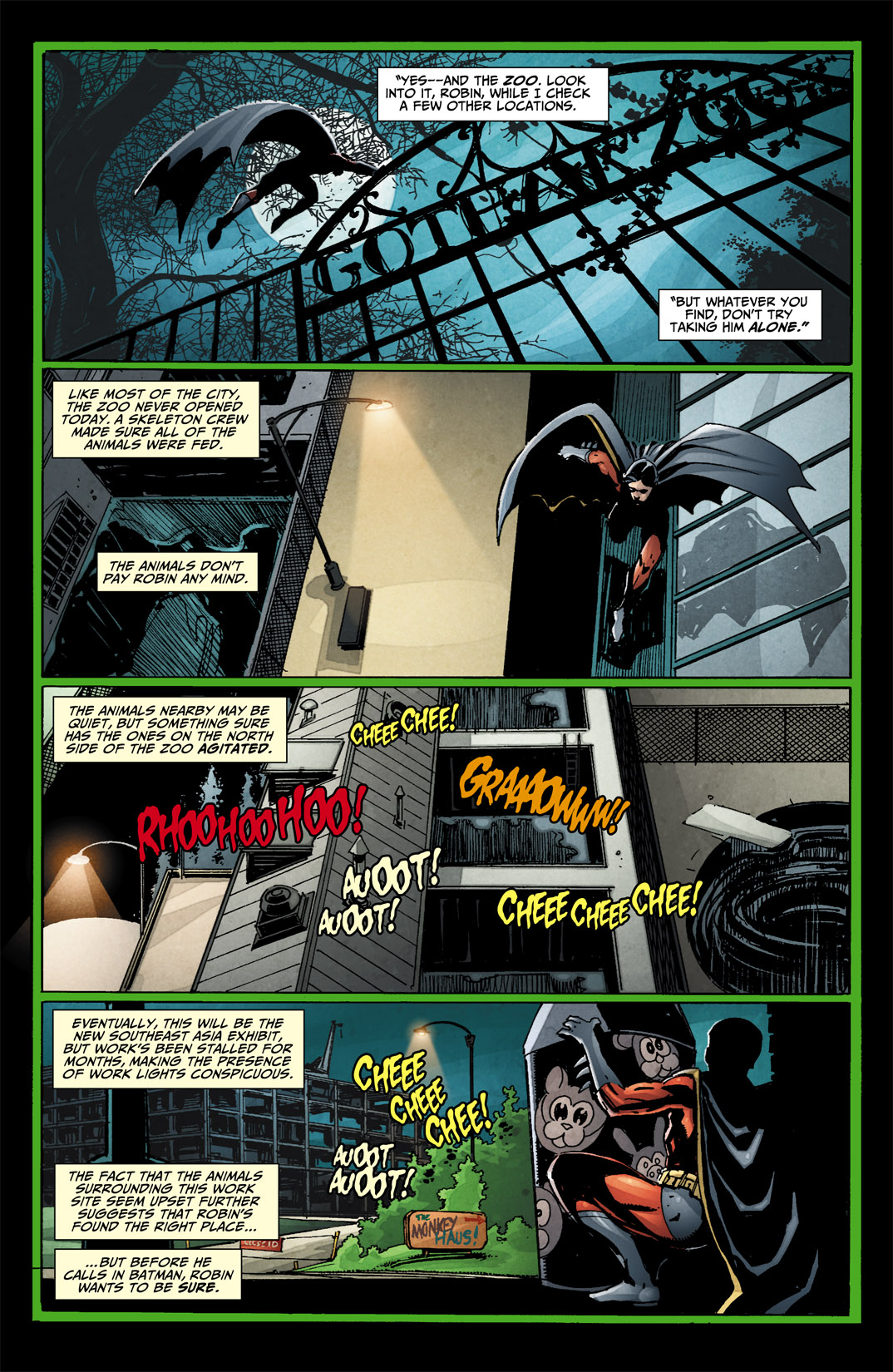 Detective Comics (1937) 836 Page 8