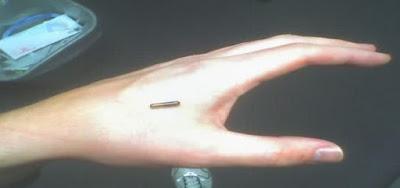 ¡No es Ficción! insertan Microchips bajo la piel de empleados