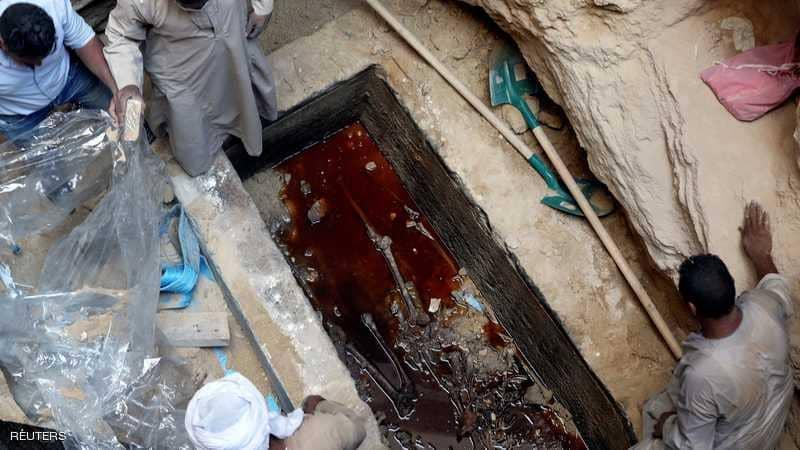 "Egypt resolves controversy ""liquid"" the Ark of Alexandria"