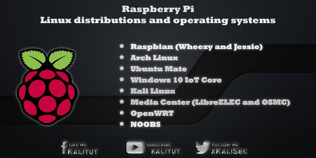 raspberry pi 3 os