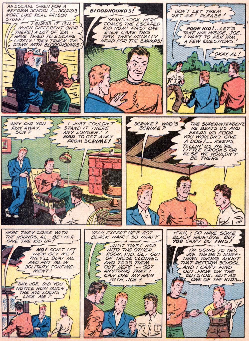 Read online All-American Comics (1939) comic -  Issue #30 - 54