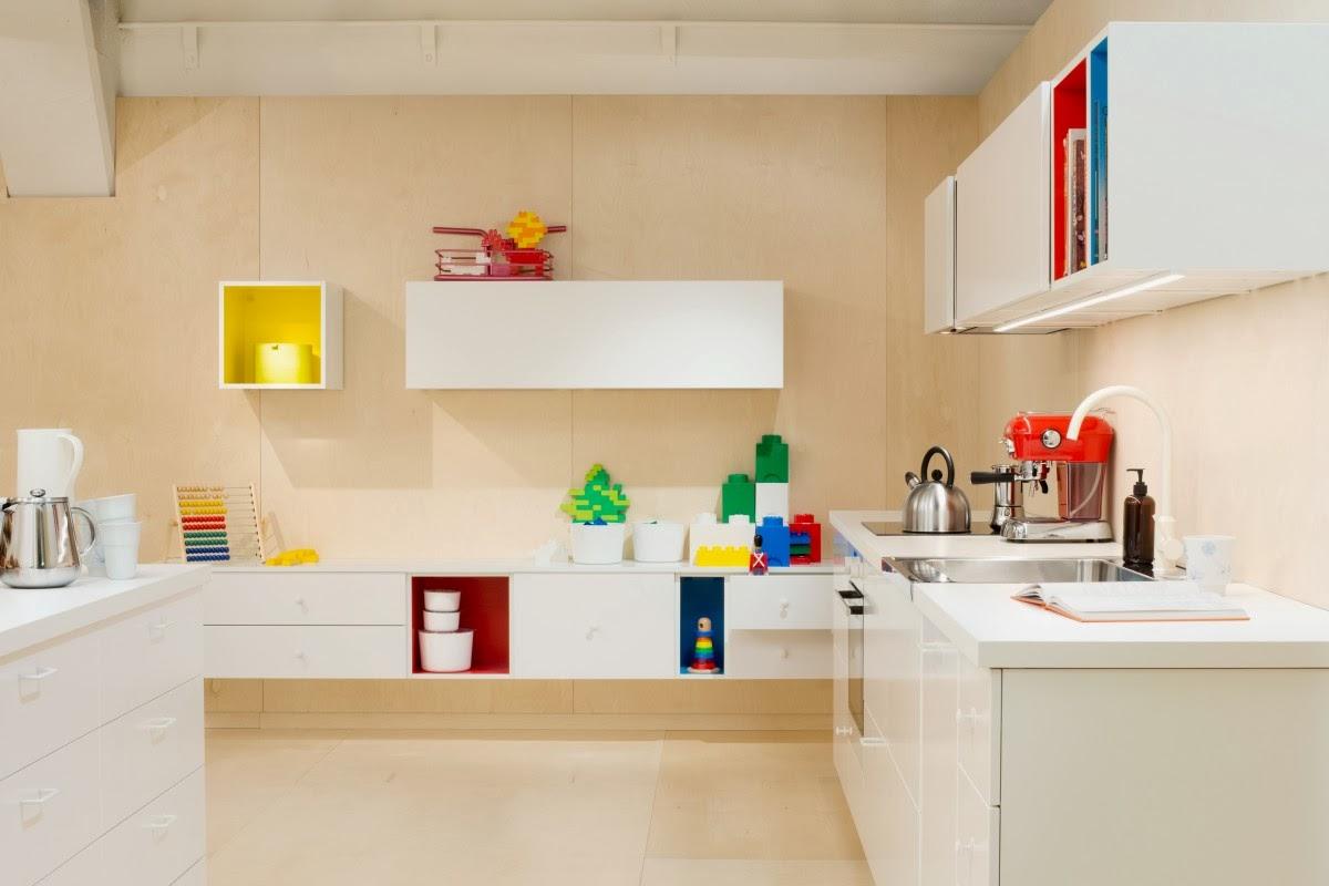 Ikea Metod: per me è sì. • la tazzina blu