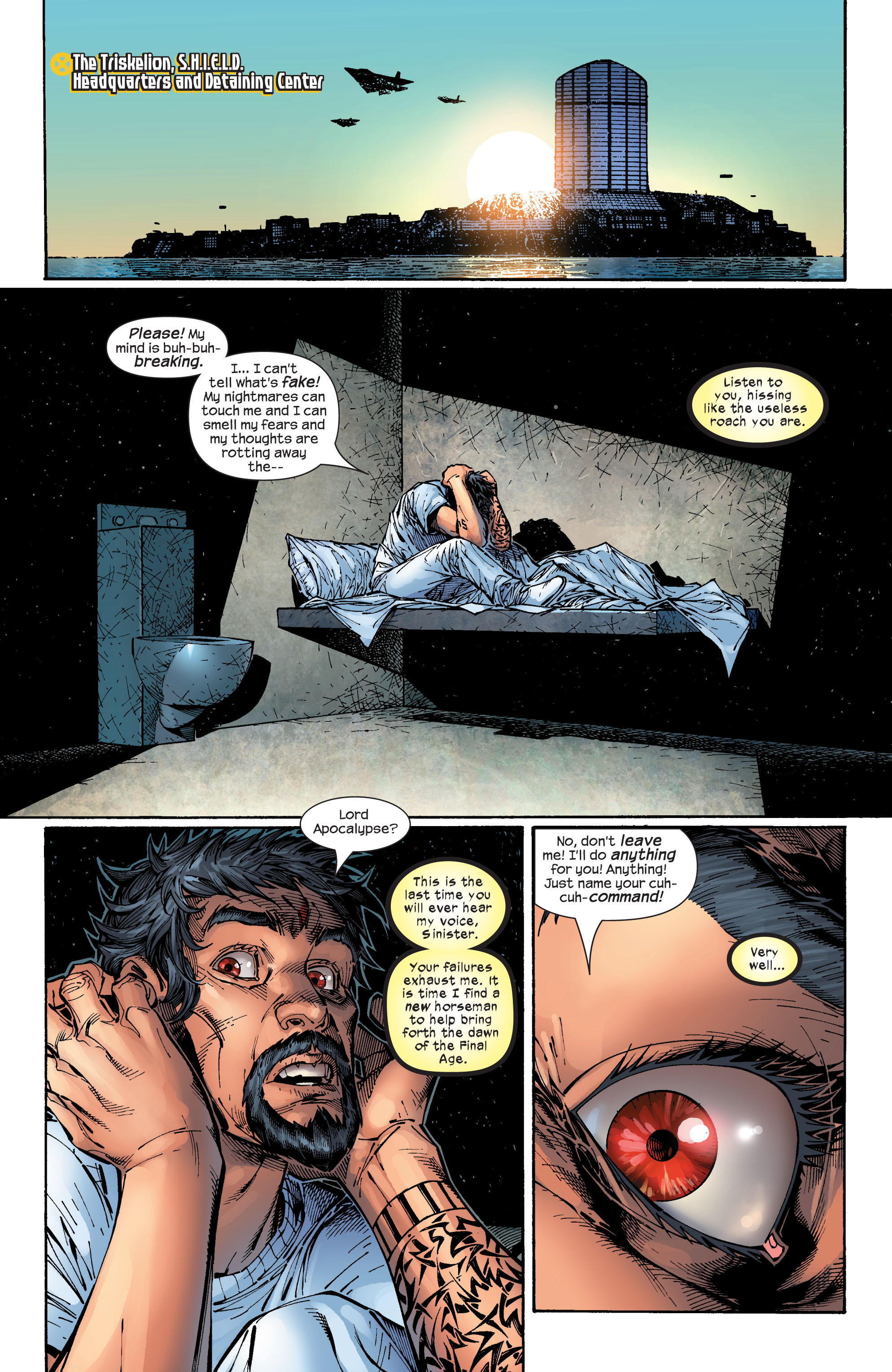 Read online Ultimate X-Men comic -  Issue #49 - 24