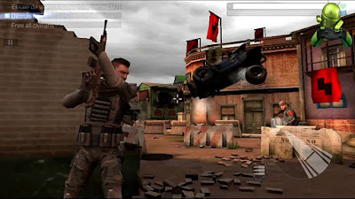 cover fire shooting games mod apk