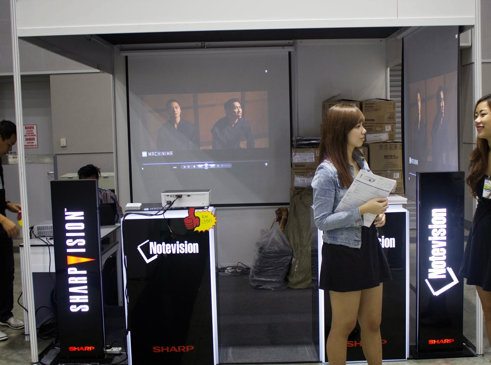 Coverage of PIKOM PC Fair 2014 @ Kuala Lumpur Convention Center 369