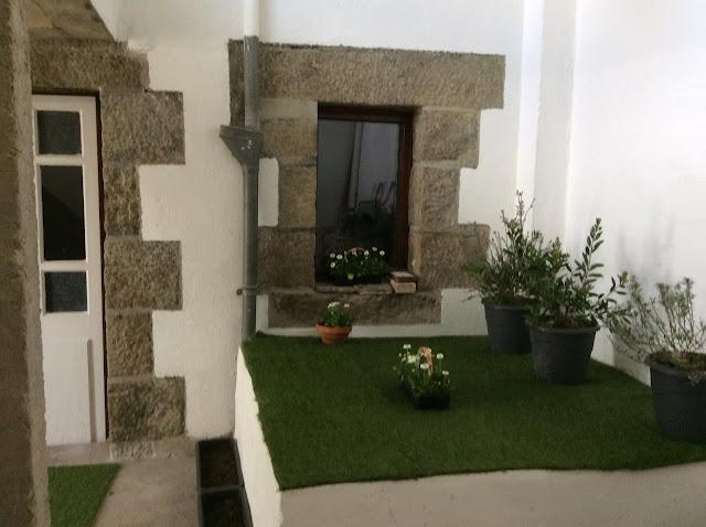 indoor garden, Brittany France
