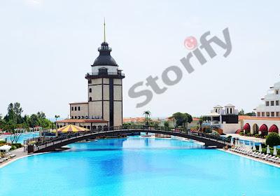 Mardan Palace Otel, Türkiye