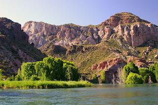 De viajeros por San Rafael, Mendoza, Argentina 3
