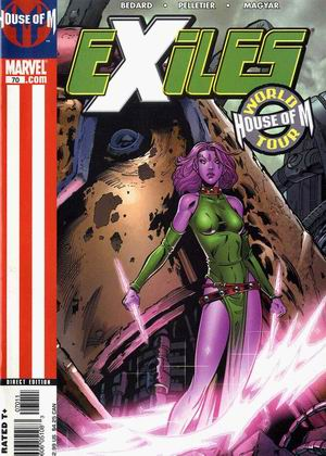 House of M: Exiles #70 PDF