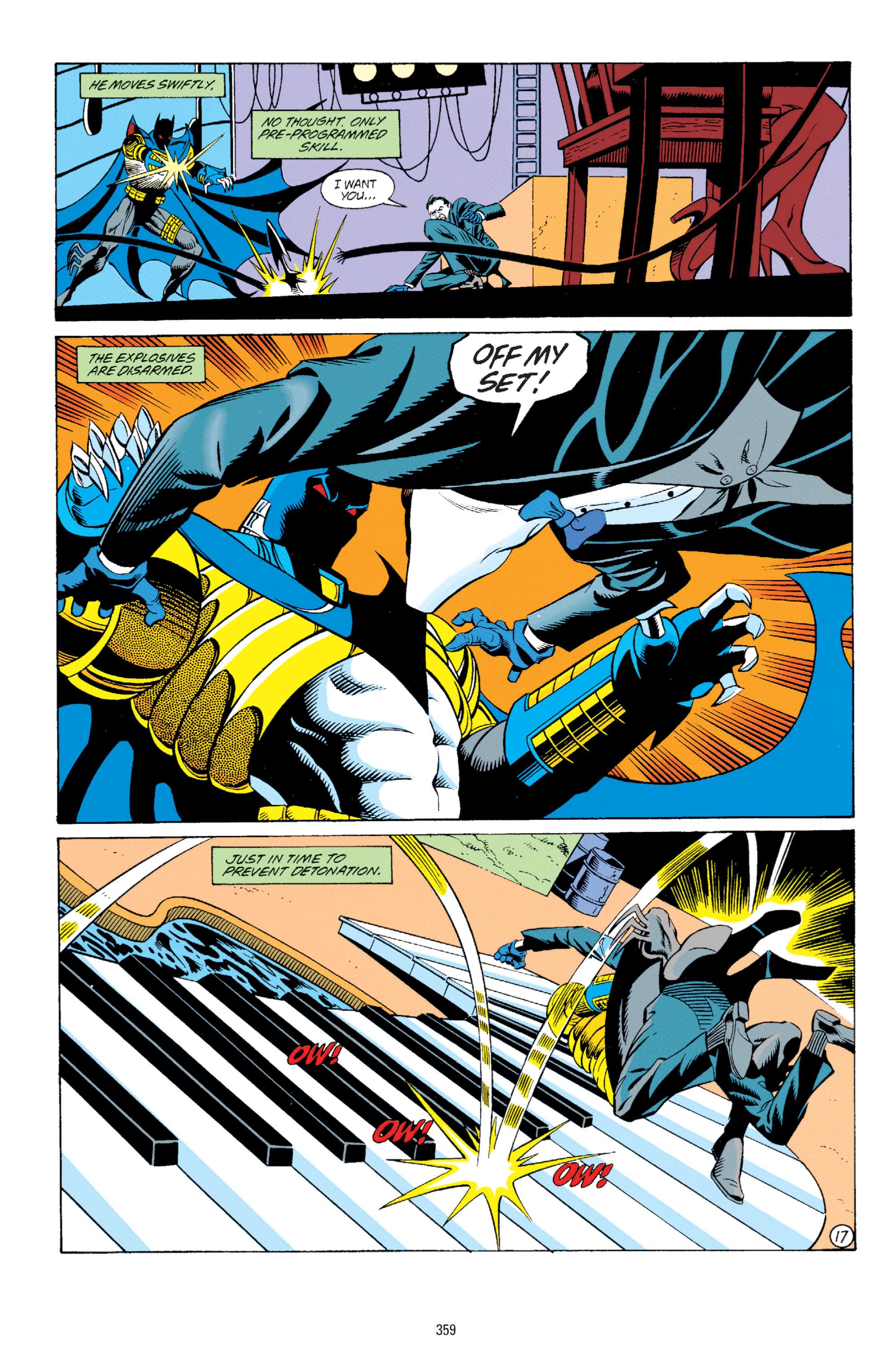 Detective Comics (1937) 673 Page 16