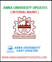 How to Check Anna University internal marks in Students portal 2016
