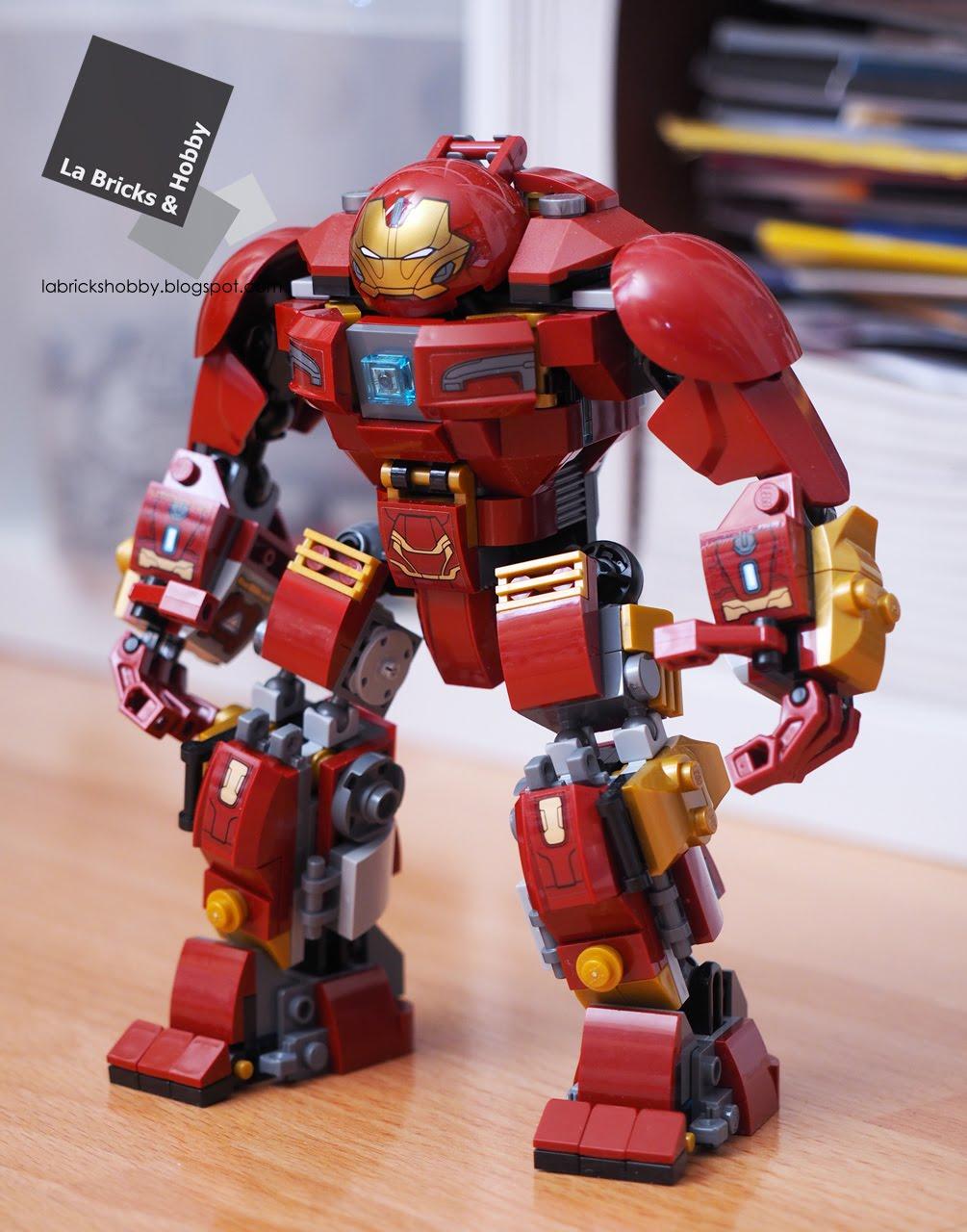 La Bricks & Hobby: Lego Marvel Super Heroes: The ...
