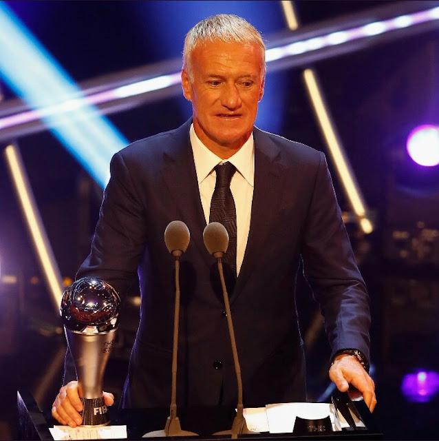Didier Deschamps - The Best FIFA Men's Coach 2018