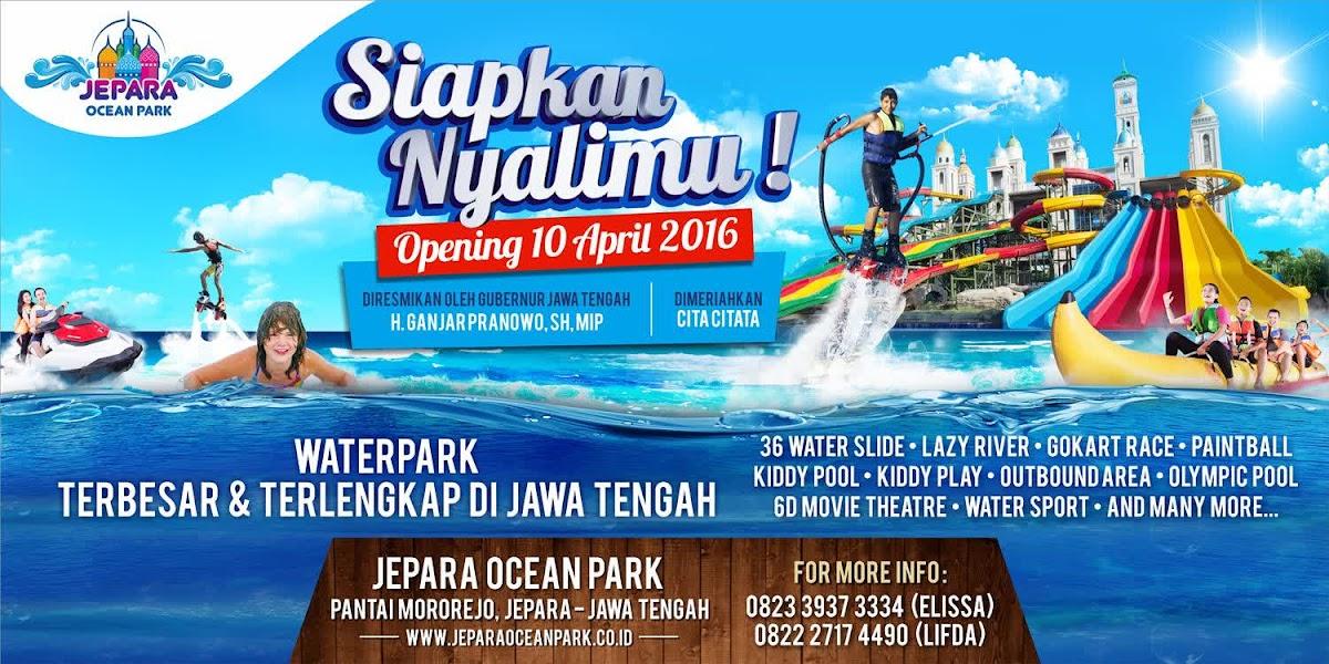 Jepara Ourland Park Tempat Wisata Di Jepara dan Terbesar Di Jawa Tengah