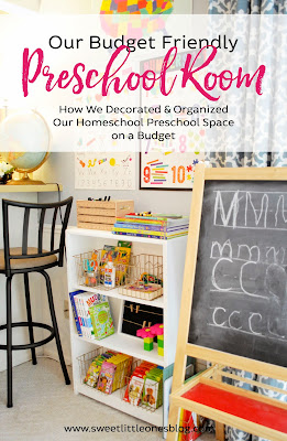 http://www.sweetlittleonesblog.com/2016/10/our-budget-friendly-preschool-room-decorate-organization-tips.html