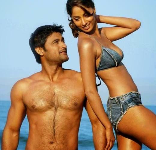 Sangeeta ghosh bikini pics