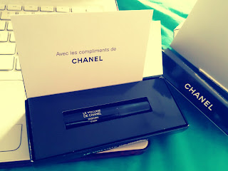 "Le mascara ""Volume"" de Chanel"