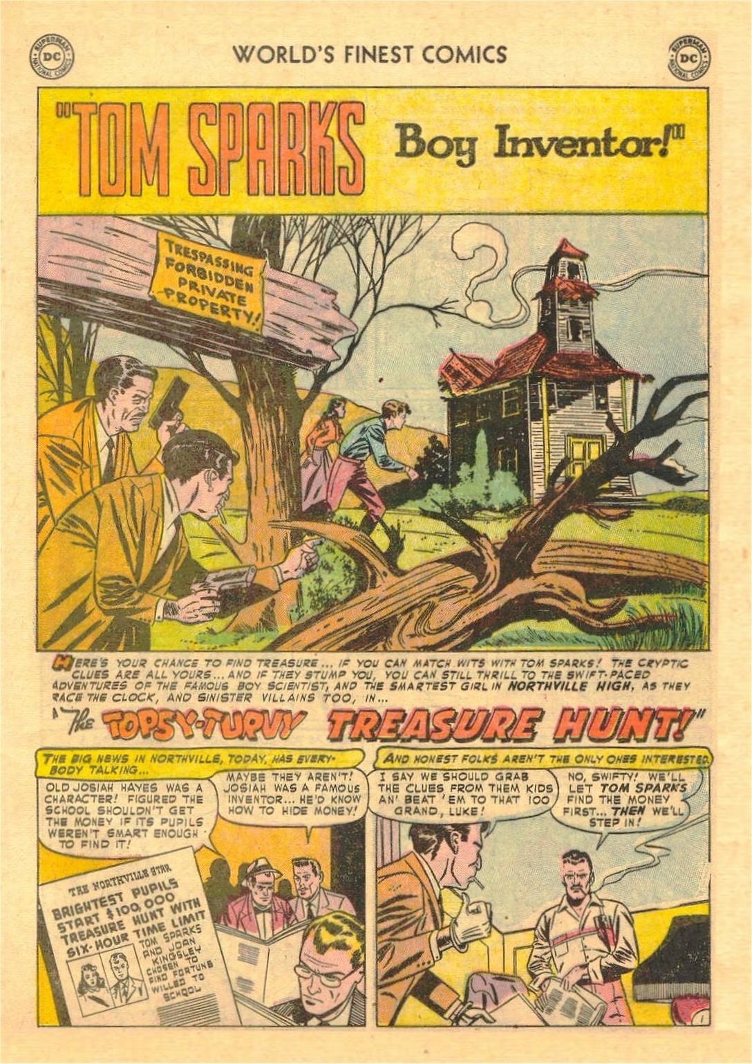 Read online World's Finest Comics comic -  Issue #58 - 41