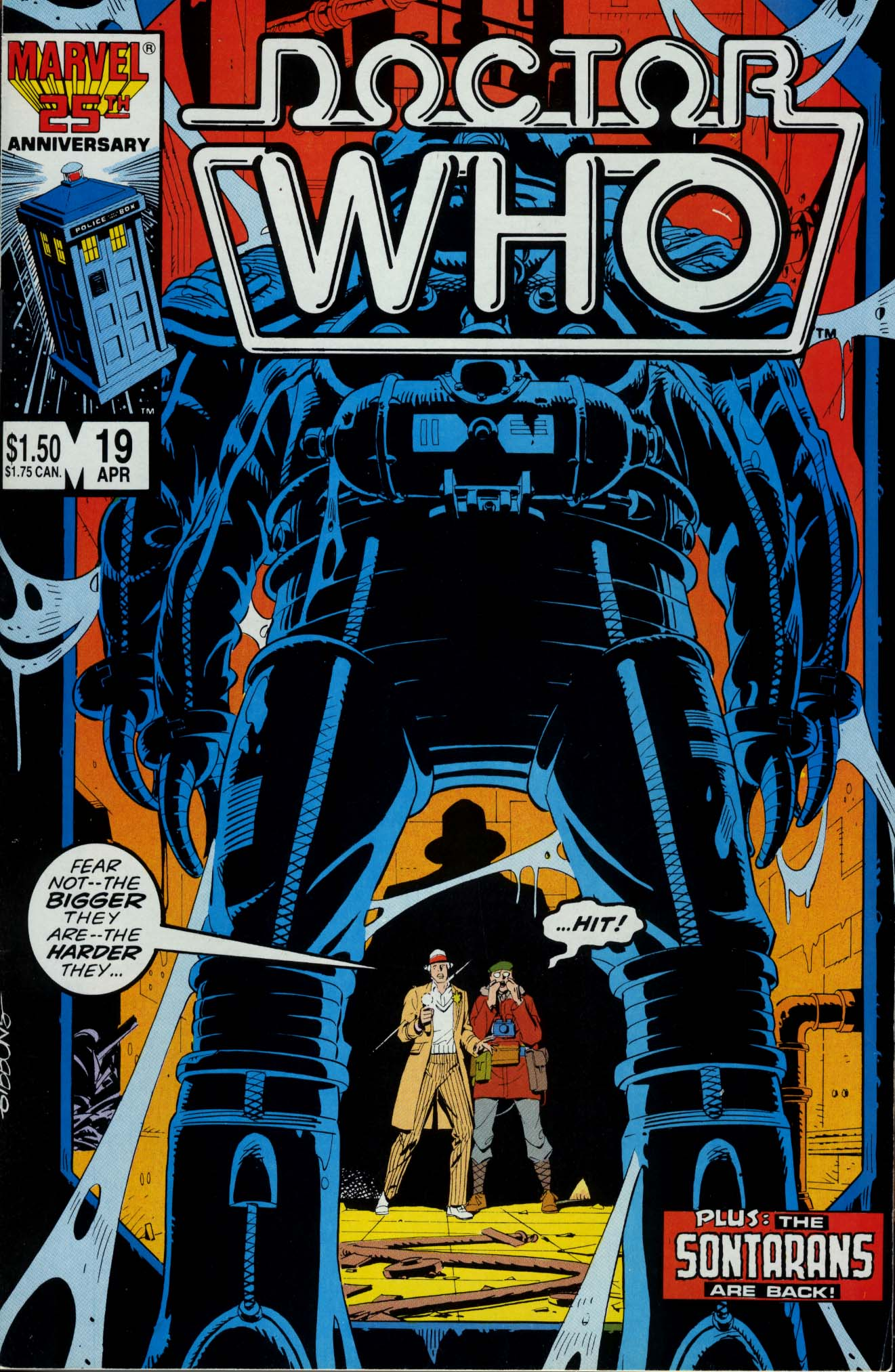 Doctor Who (1984) 19 Page 1