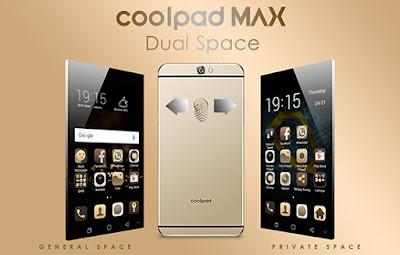 Harga Coolpad MAX Terbaru