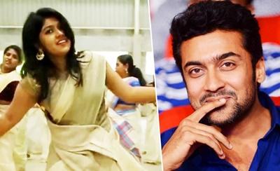I'm a hard core fan of Surya : Jimmi kammal fame Sheril | Hot Tamil Cinema News