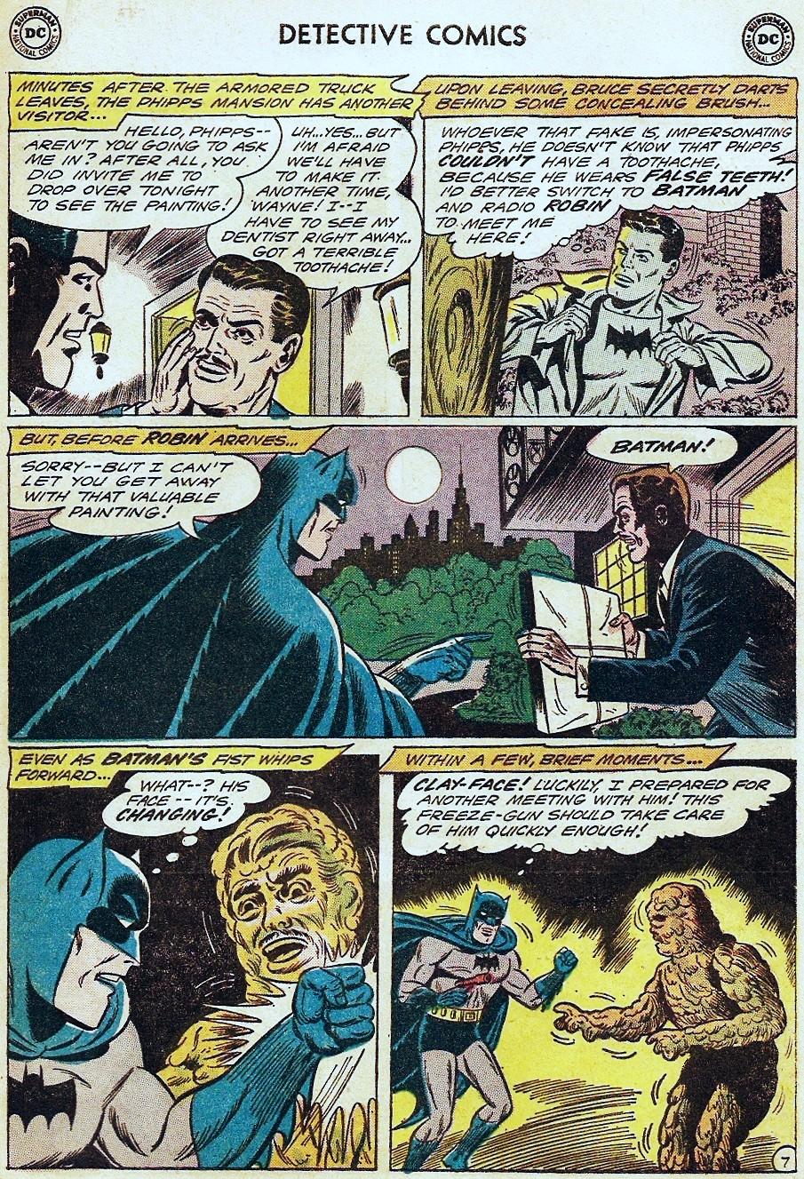 Detective Comics (1937) 304 Page 8