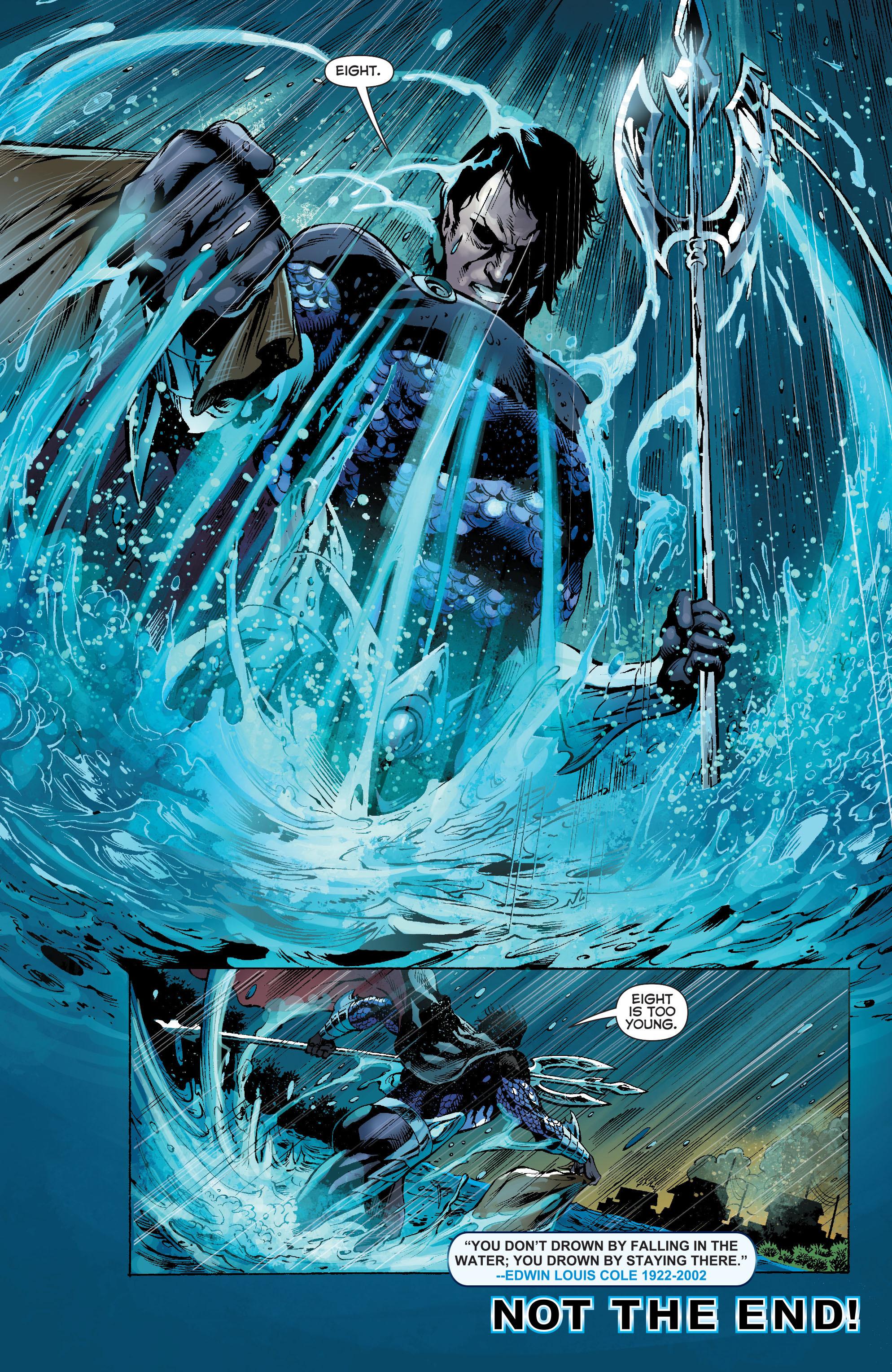 Read online Aquaman (2011) comic -  Issue #23.2 - 20