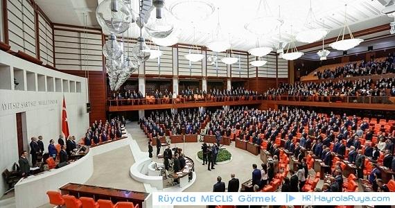 Rüyada Meclisin Görülmesi