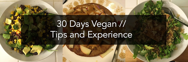 vegan, vegan experience, 30 days vegan, month of vegan, tops, experience, help