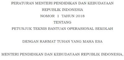 SMK telah ditetapkan oleh Menteri Pendidikan dan Kebudayaan Download Juknis BOS 2020 SD/SMP/SMA/SMK File PDF Terbaru (Permendikbud Nomor 1 Tahun 2020)
