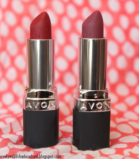Avon True Color Berry Blast Red Supreme