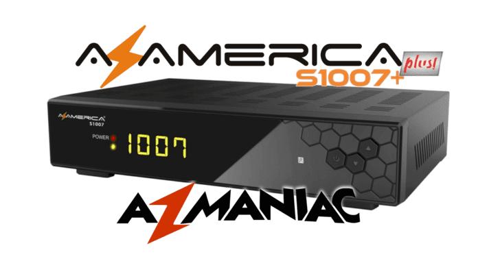 Azamérica S1007 Plus