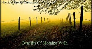 Amazing Health Benefits Of A Morning Walk