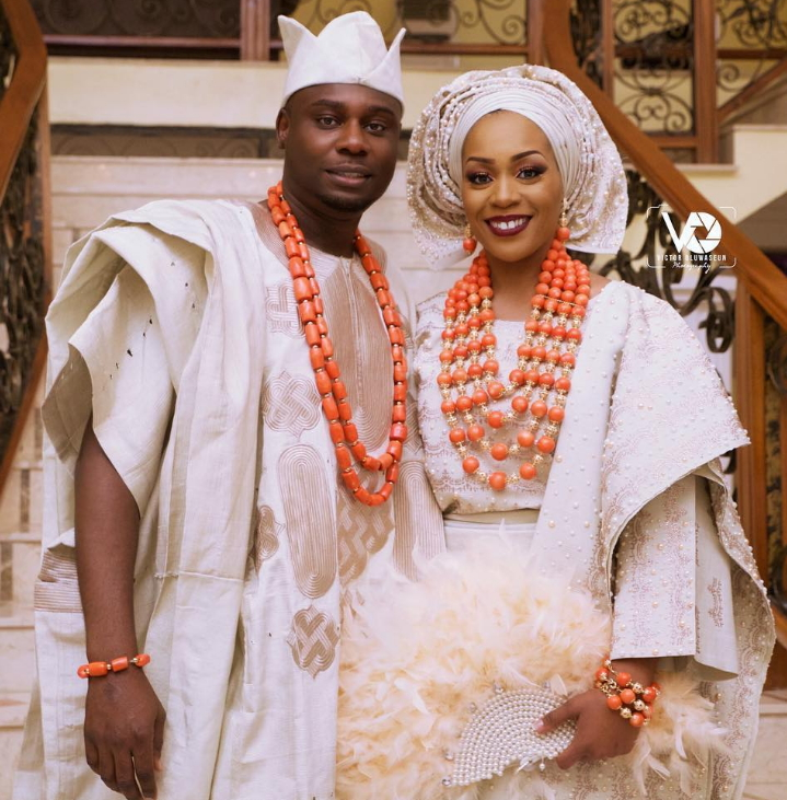 coco adeleke wedding pictures