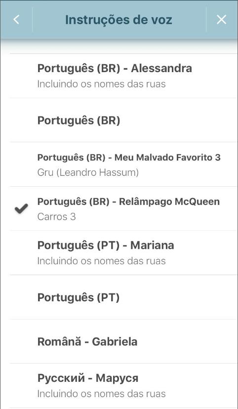waze official blog in portuguese waze com os personagens de carros 3. Black Bedroom Furniture Sets. Home Design Ideas