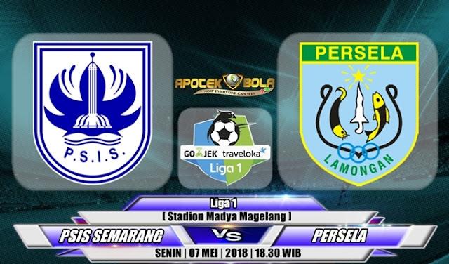 Prediksi PSIS Semarang vs Persela 07 Mei 2018