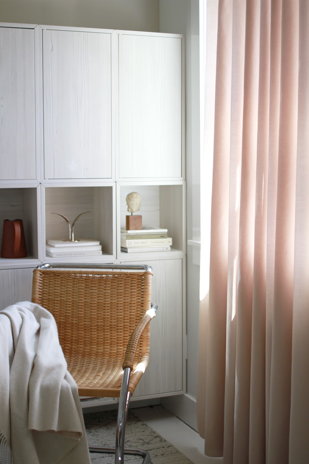 Scandinavian Ready Made Curtains Diy Minimal Blogs
