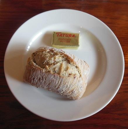 Old England Hotel, Heidelberg, bread