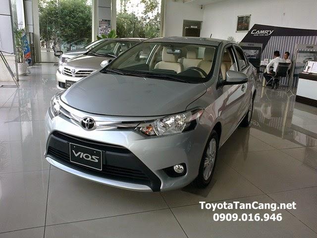 toyota vios 1 5 e toyota tan cang 6 -  - Giá xe Toyota Vios 1.5E khuyến mãi tốt nhất Tp. Hồ Chí Minh