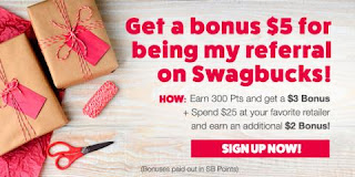 img  How to Get a $5 Swagbucks bonus!
